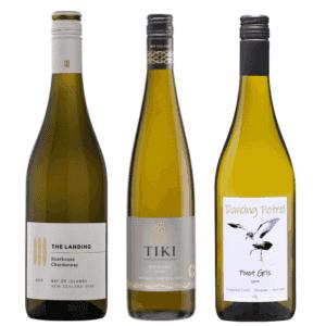 New Zealand White Wine set of 3