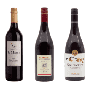 winedab NZ Red wine