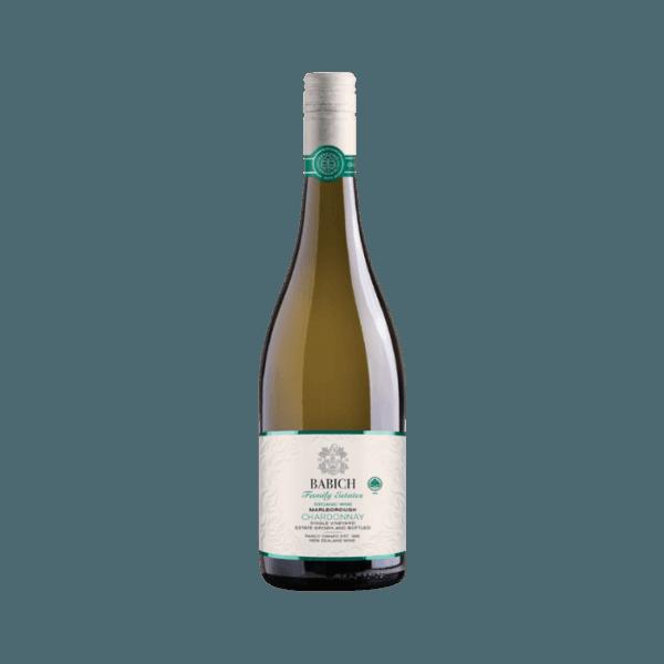 Babich Organic Marlborough Chardonnay 750ml