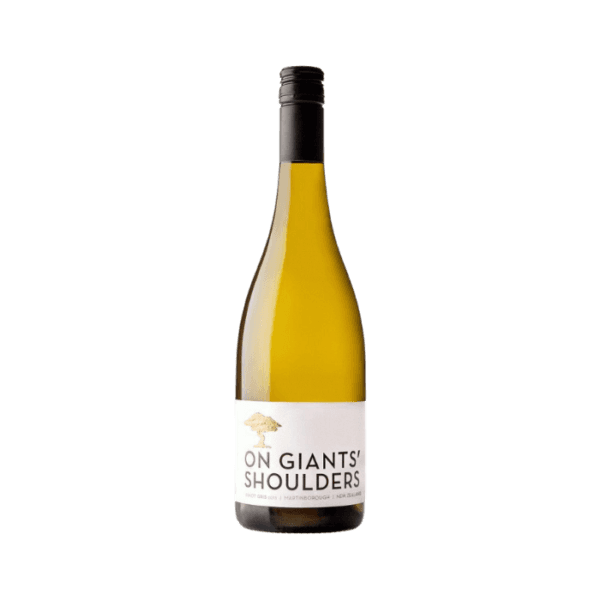 On Giants Shoulders Pinot Gris 2018