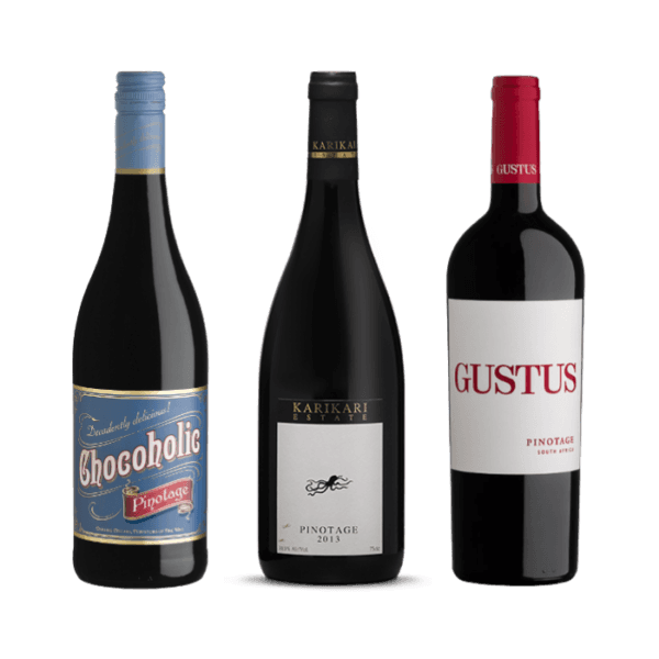 South Africa New Zealand Pinotage Red Wines